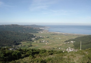 Vistas desde Monte da Lagoa
