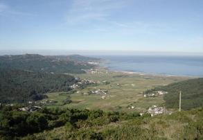 Vistas desde Monte da Lagoa