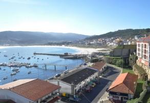 Vistas Hostal Residencia Bahía Laxe