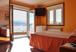 Habitación Hostal Residencia Bahía Laxe