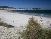 Entorno Playa de Laxe